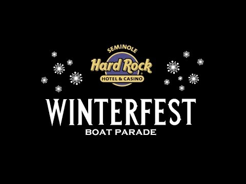 Winterfest Television Special produced by WSVN 2016