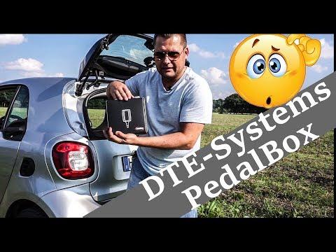 """Die """"echte"""" Wahrheit über DTE Pedal-Box Chip Tuning…"""