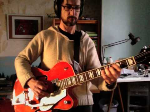"Cover of ""Tell Her You Saw Me"", Pat Metheny"