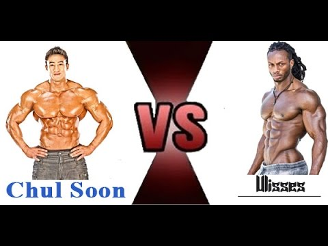 Ulisses Jr vs Chul Soon   ملك فتنس من هو ؟  #solar roofs