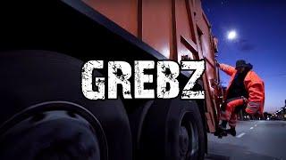 Смотреть клип Grebz - Трейнхоп