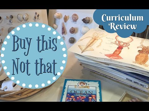 HOMESCHOOL CURRICULUM REVIEW | OCEAN MAIN LESSON BLOCK