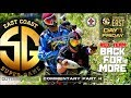 Supergame East Paintball - Apex Predators in the Trenches (Day 1 - Friday Commentary 4)
