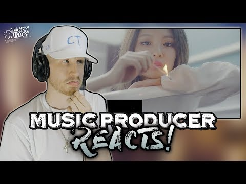 Music Producer Reacts To Blackpink - Playing With Fire