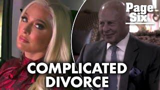 Erika Jayne addresses 'f–king complicated' Tom Girardi divorce on 'RHOBH' | Page Six Celebrity News