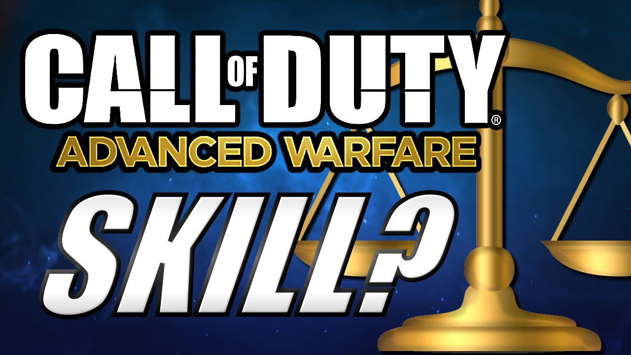 Will advanced warfare get rid of skill based matchmaking
