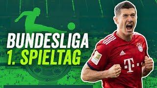 Lukebakio bleibt Bayern-Schreck! BVB und RB mit Glanz-Auftakt! Onefootball Bundesliga Rückblick