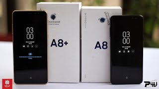 فتح علبة و نظرة علي هاتف سامسونج جالكسي A8 و A8 بلس - Samsung Galaxy A8 / A8 + 2018 Unboxing