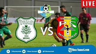 Download Video Live Streaming PSMS Medan vs Mitra Kukar MP3 3GP MP4