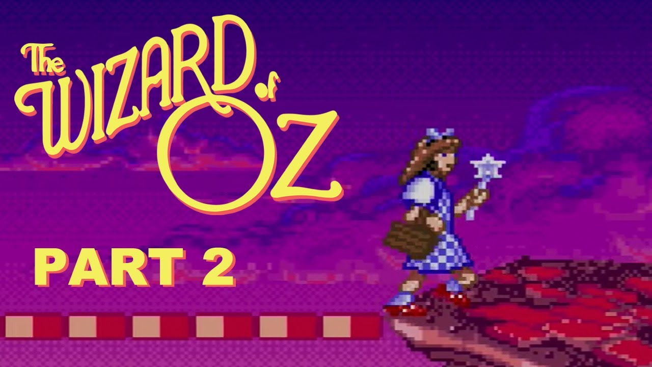 The Wizard of Oz (SNES) Part 2 - Mike Matei Live