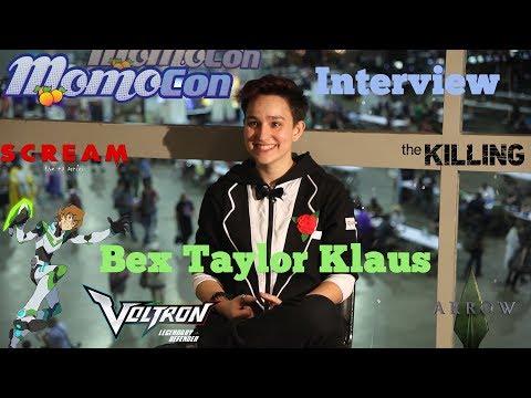 Momocon 2018 : Bex Taylor Klaus