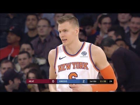 Miami Heat vs New York Knicks Full Game Highlights November 29 2017