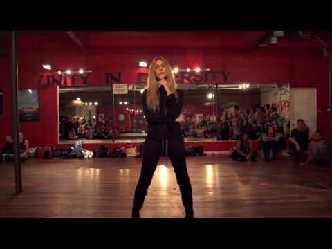 Stevie Dore Janet Jackson dance