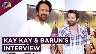 Kay Kay Menon And Barun Sobti Share About Their Web Series | The Great Dysfunctional Family