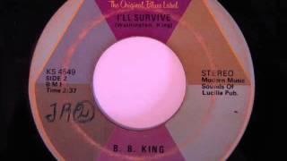 B. B. King- I
