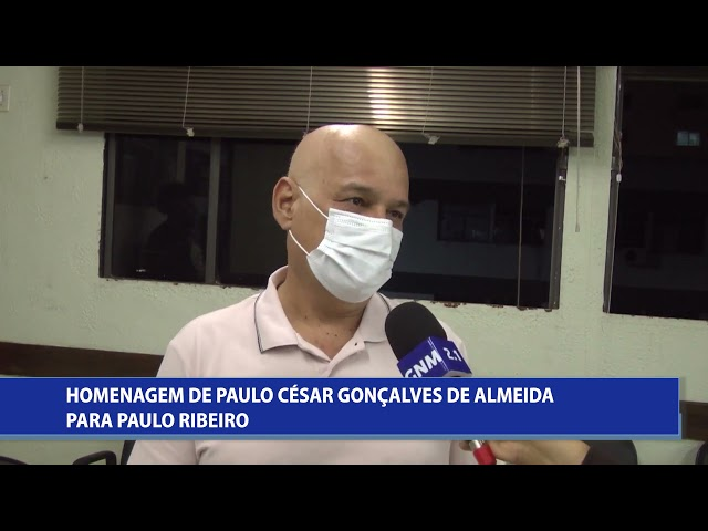 MORRE PAULINHO RIBEIRO, SECRETÁRIO DE MEIO AMBIENTE E DESENVOLVIMENTO SUSTENTÁVEL DE MONTES CLAROS