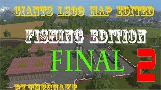 "[""video games"", ""role playing video games"", ""let's play"", ""Farming Simulator"", ""Let's Play Farming Simulator 17 Giant LS09 Fishing Edition Ep 2""]"