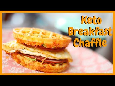 keto-breakfast-chaffle