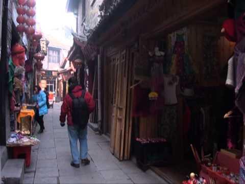 Du lịch Trung Quốc - Cổ trấn bên dòng Đà Giang