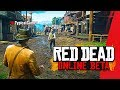 Red Dead Redemption 2 Online BETA Multiplayer Gameplay LIVE!! (Red Dead Online Gameplay)