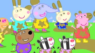 Peppa Pig Full Episodes - Peppa and the Golden Boots - Kids Videos