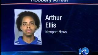 Newport News Robbery