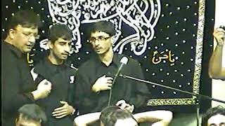 Anjuman Zulfiqar-e-Haidery MD Shab-e-Dari at Idara-e-Jaferia MD USA Part3 12-24-11 Azadari 2012_1433