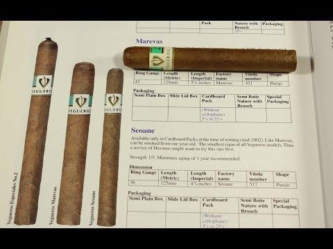 Vegueros Marevas 2005 Cuban Cigar Review