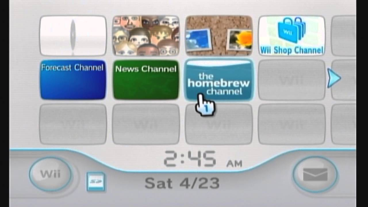 ⭐ Download homebrew browser for wii 4 3u | DVDx 3 4, BootMii and