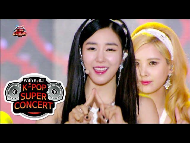 [HOT] Girls' Generation - Lion Heart, 소녀시대 - 라이온 하트, DMC Festival 2015