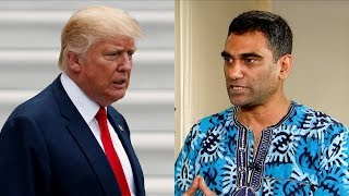 "Kumi Naidoo: United Nations Shouldn't ""Pander to Madness That Comes Out of the Trump Administration"""