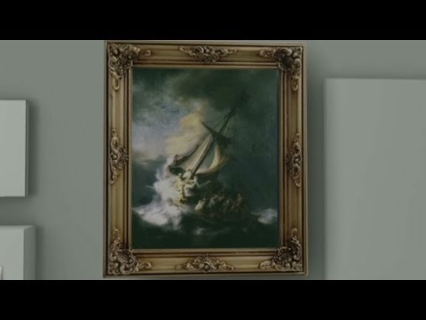 FBI confirms sighting of art heist masterpieces