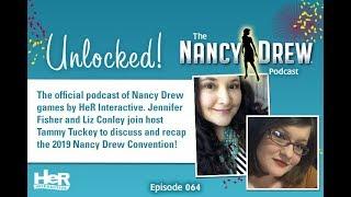 Unlocked The Nancy Drew Podcast Episode 064
