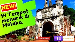 Tempat menarik di Melaka 2019 14 Terbaik siang malam
