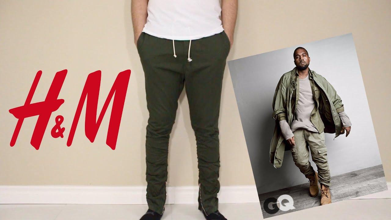 Fear of God, Kanye West & Jerry Lorenzo Inspired Twill Zipper ...