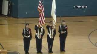 Palmer High School 2015 Veterans Day Assembly