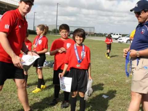 2010 Kohls U.S. Soccer American Cup U10 South Texas Division Championship