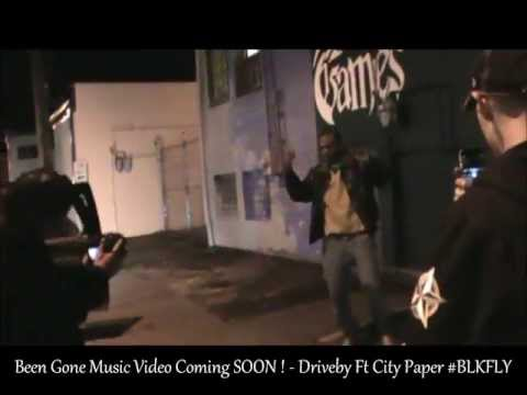 City Paper & Charlie P - Canadian Tour (Behind The Scenes Snip)