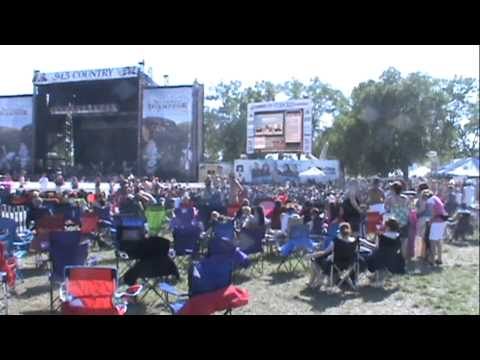 Our Trip to Country Stampede 2011