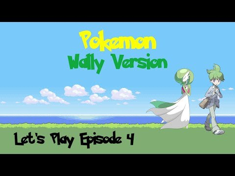Let's Play Pokemon Wally | Defeating the Electric Gym Leader Watson and Meeting Steven