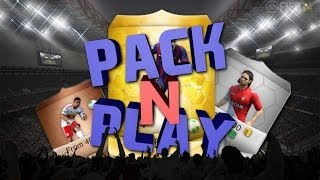 Fifa 14 Ultimate Team PACK N PLAY Ep 2    What A Performance   