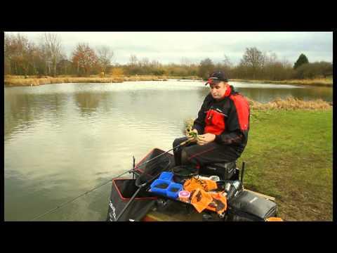 Steve Ringer Skills School - Catching carp on the Goo Method feeder