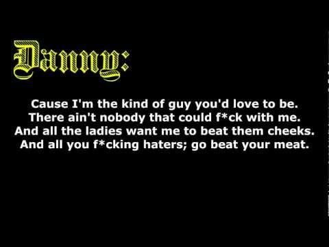 Hollywood Undead - Pigskin [Lyrics] [HD]