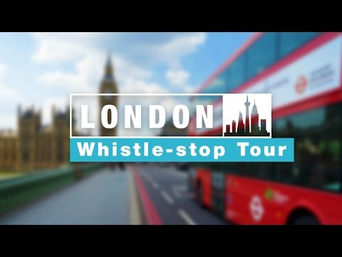 Whistle-stop tour of London in 68 Seconds!