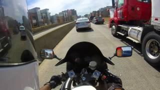 First Time on a 600cc Bike! New Yamaha!