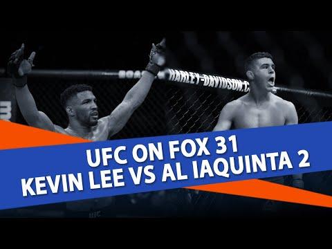 Kevin Lee vs. Al Iaquinta UFC Picks | UFC on Fox 31 Predictions & Betting Tips