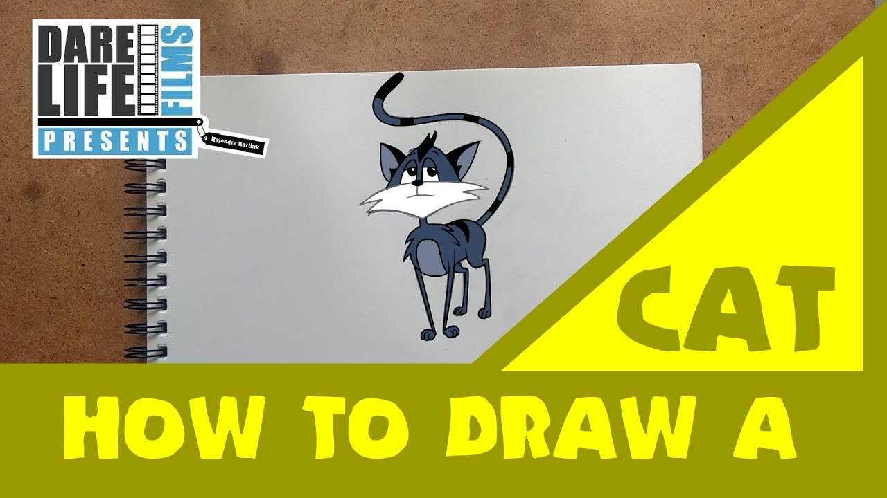 how to draw a tv step by step