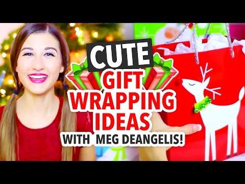 Meg DeAngelis's 3 DIY Gift Wrapping Ideas ~ Christmas Craft - HGTV Handmade