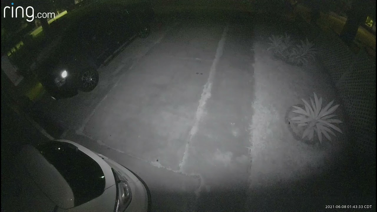 Person Of Interest: Burglary of a Motor Vehicle