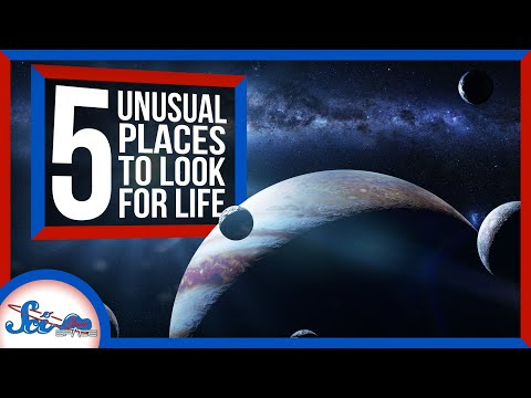 5 Unusual Places to Look for Life | Compilation
